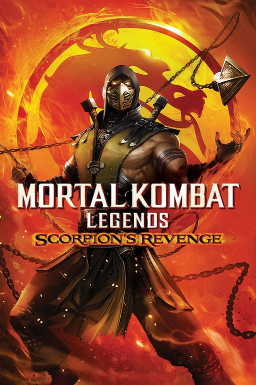 Mortal Kombat Legends Scorpion's Revenge 2020