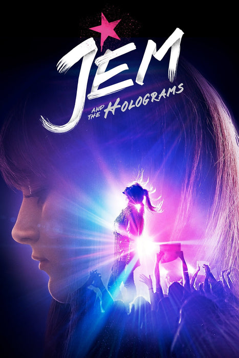 Jem and the Holograms 2015