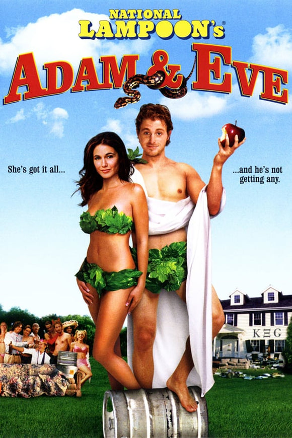 Adam and Eve 2005