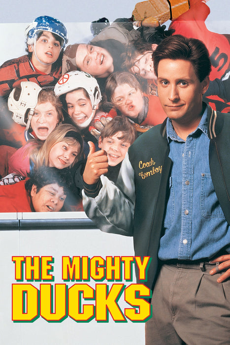 The Mighty Ducks 1992