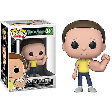 Sentient Arm Morty - POP! Animation - Rick and Morty