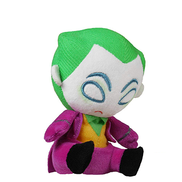 The Joker Mopeez Plush - DC Comics