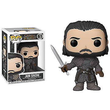 Jon Snow (Beyond the Wall) - POP! Television - GOT S8