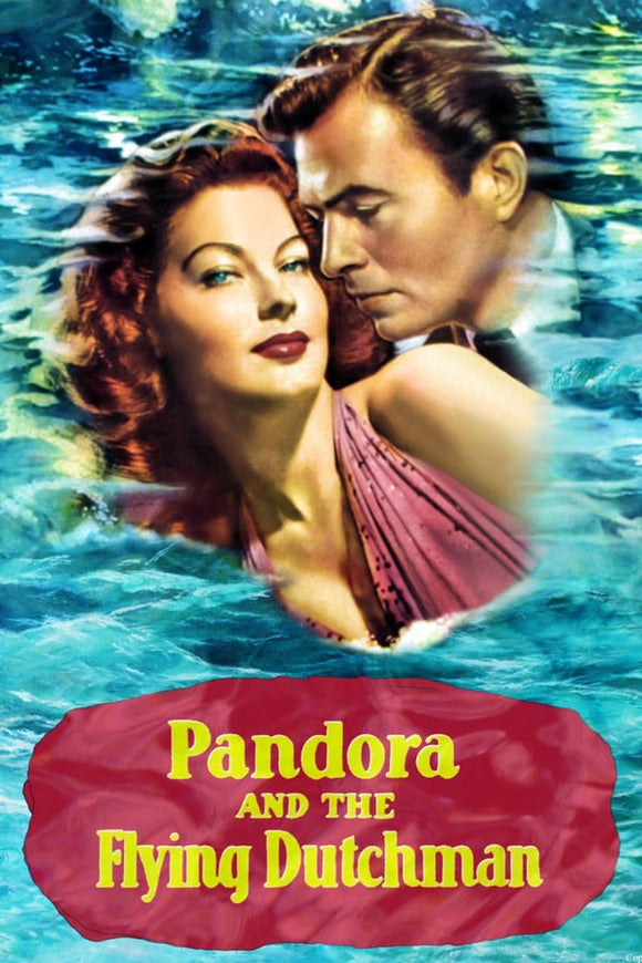 Pandora and the Flying Dutchman 1951