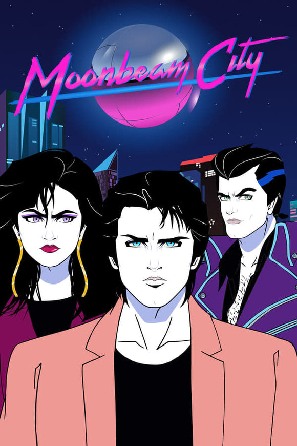 Moonbeam City Season 1 2015