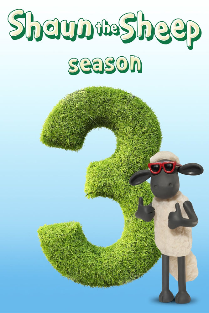 Shaun the Sheep Season 3 2012