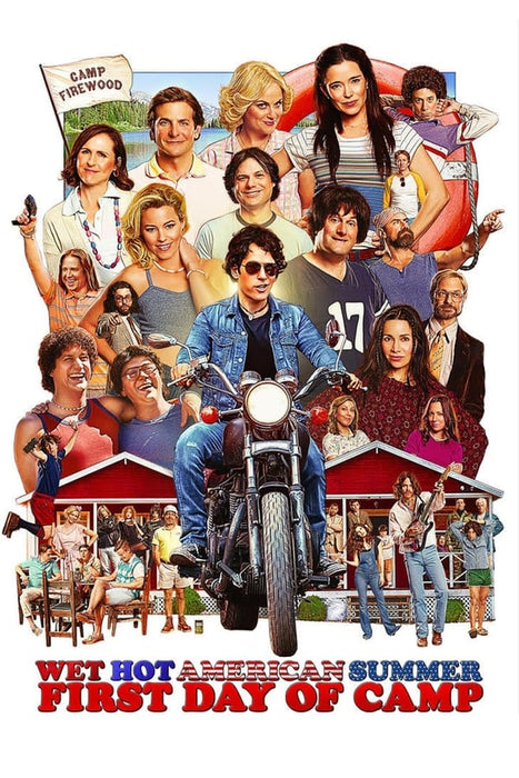 Wet Hot American Summer: First Day of Camp Season 1 2015