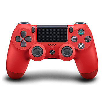 PS4 DUALSHOCK 4 Red Wireless Controller