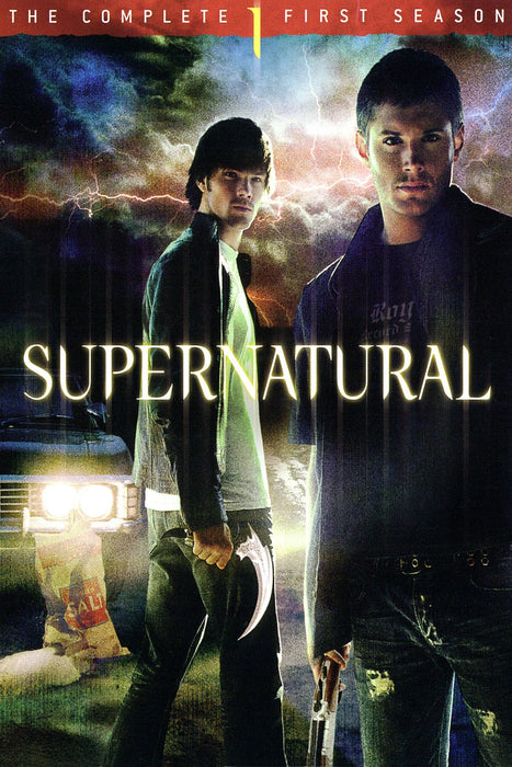 Supernatural Season 1 2005