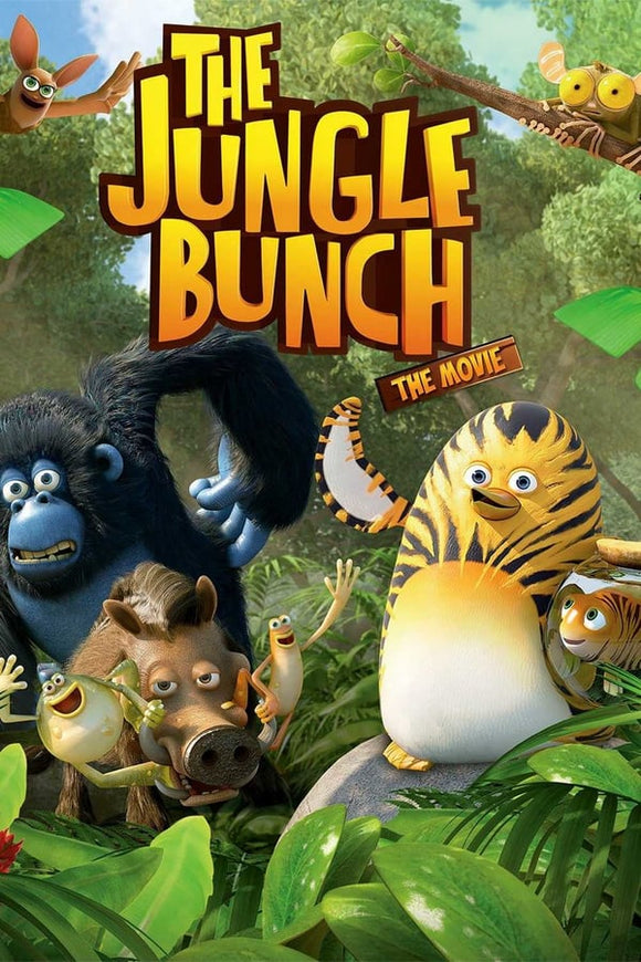 The Jungle Bunch: The Movie 2016