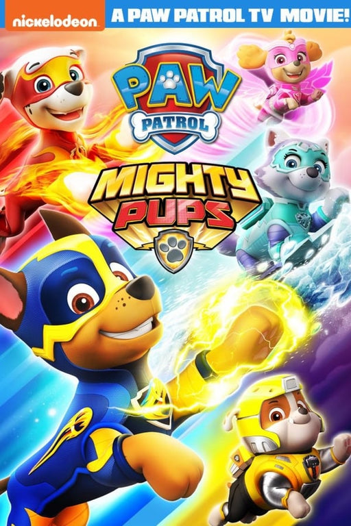 PAW Patrol Mighty Pups 2018