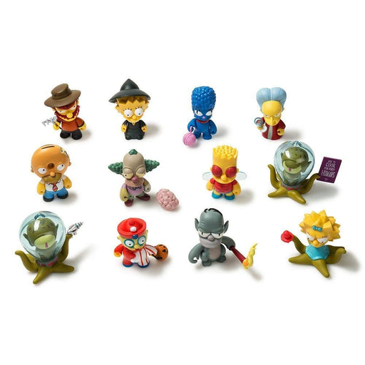 Tree House of Horrors - Mystery Minis - The Simpsons