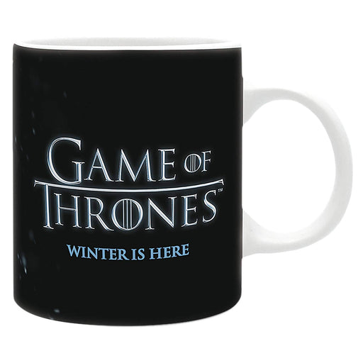 "Night King""WINTER IS HERE"" Mug  - Game of Thrones"