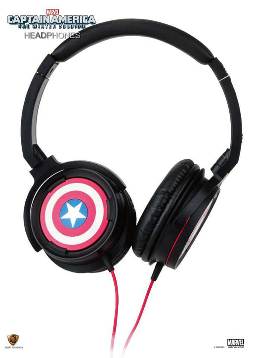 Captain America The Winter Soldier Headphones