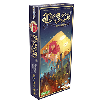 Dixit Memories Vol 6 Expansion