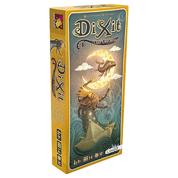 Dixit Daydreams Vol 5 Expansion