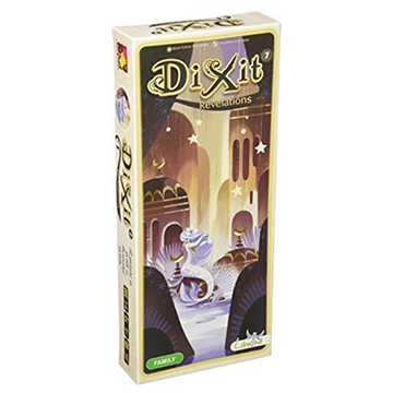 Dixit Revelation Vol 7 Expansion