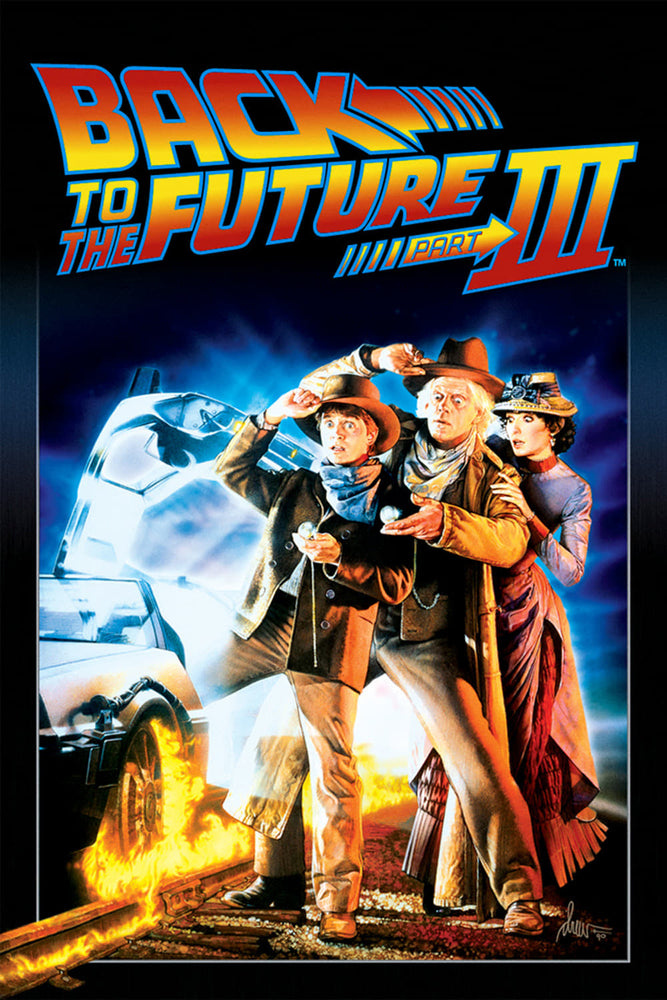 Back to the Future Part III 1990