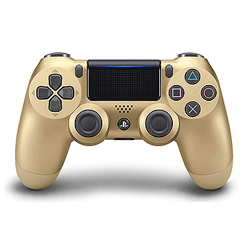 PS4 DUALSHOCK 4 Gold Wireless Controller