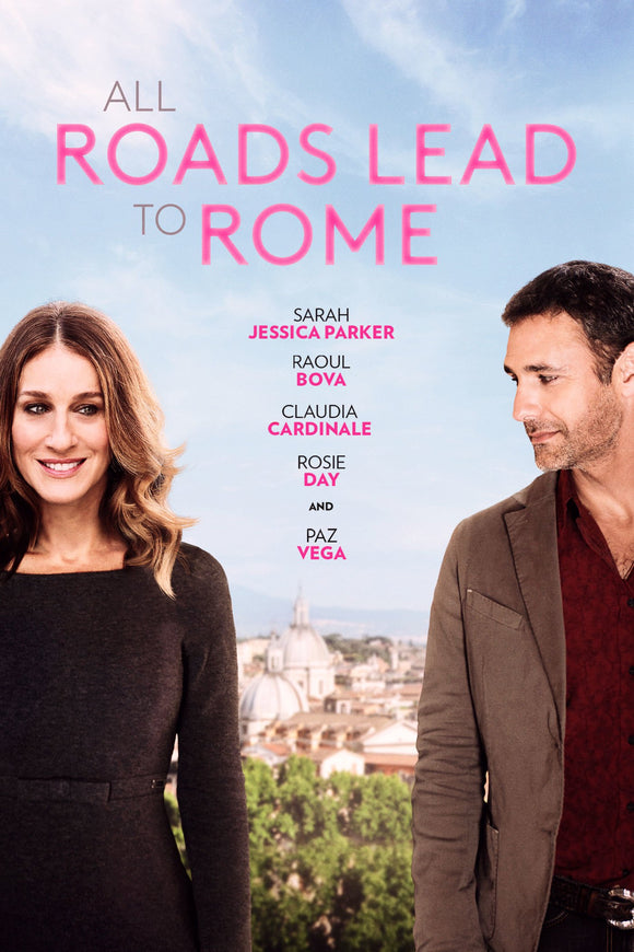 All Roads Lead to Rome 2015