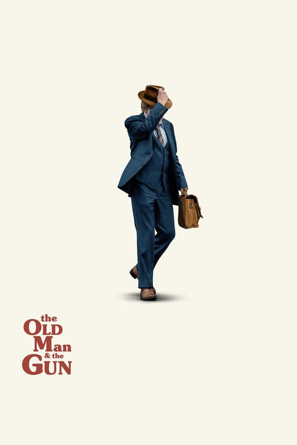 The Old Man & the Gun 2018