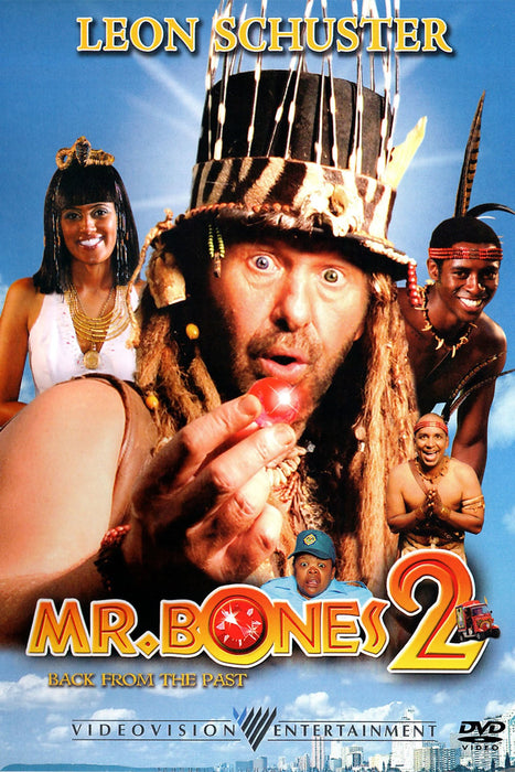 Mr  Bones 2: Back from the Past 2008