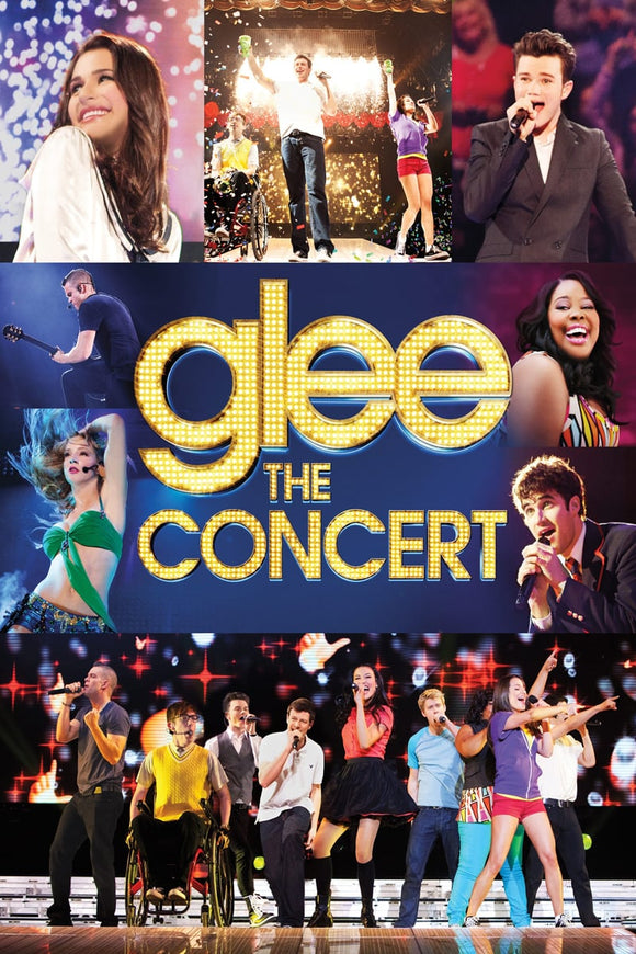Glee: The 3D Concert Movie 2011
