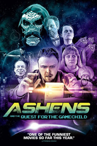 Ashens and the Quest for the Gamechild 2013