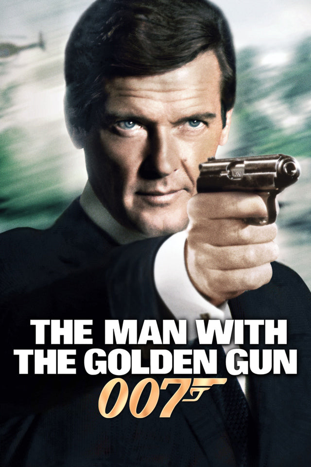 007: The Man with the Golden Gun 1974