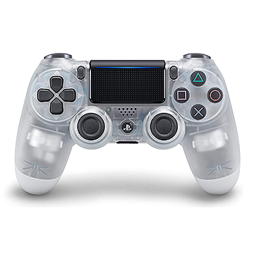 PS4 DUALSHOCK 4 Clear Wireless Controller
