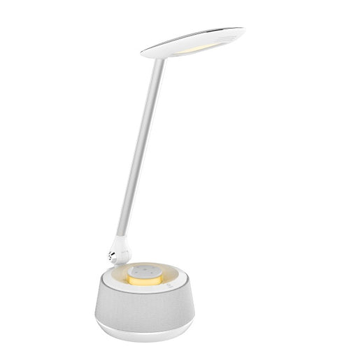 Platinet Desk Lamp With Speaker & Usb Charging Port