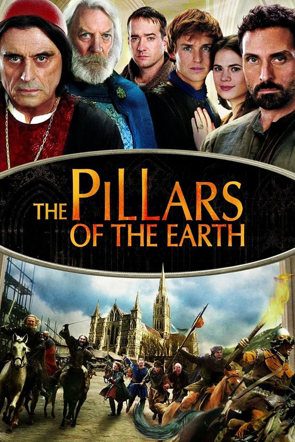 The Pillars of the Earth Season 1 2010