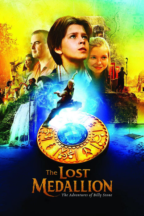 The Lost Medallion: The Adventures of Billy Stone 2013