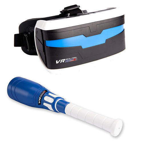 Manley Real Feel Virtual Reality Baseball Gaming System
