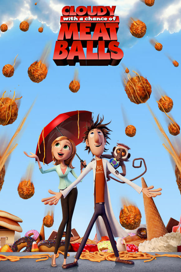 Cloudy with a Chance of Meatballs 2009
