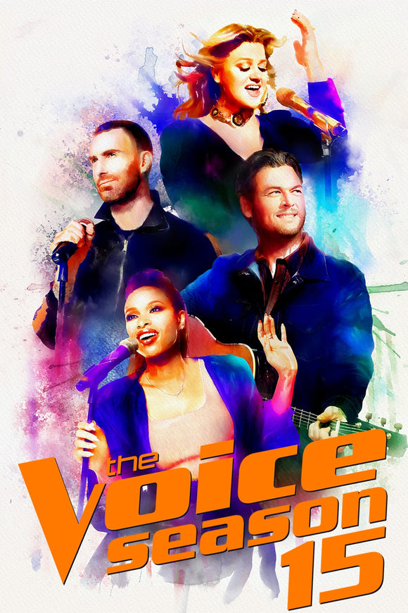 The Voice Season 15 2018