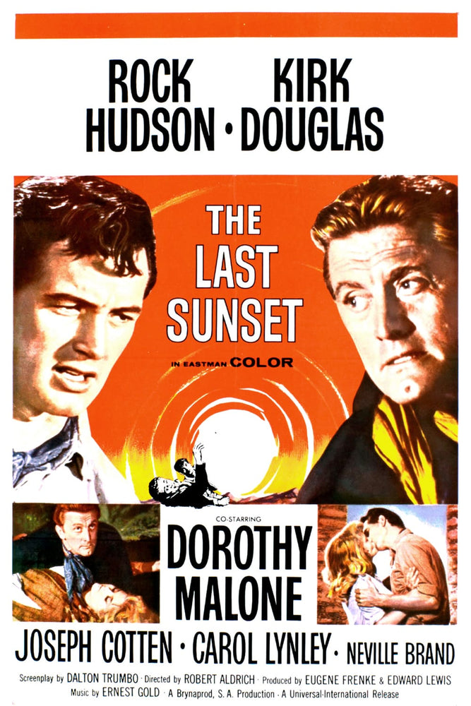 The Last Sunset 1961
