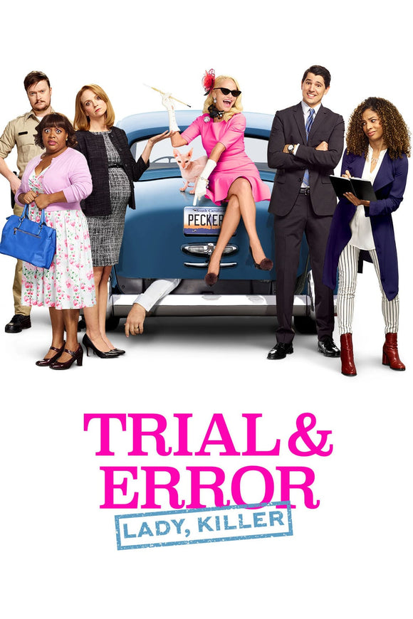 Trial & Error Season 2 2018