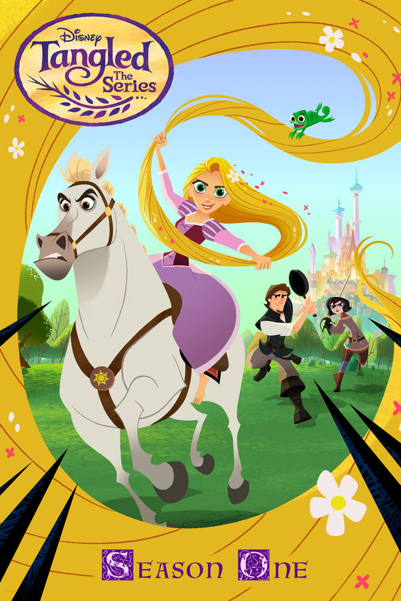 Tangled: The Series Season 1 2017
