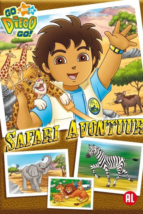 Go Diego Go!: Safari Rescue 2007