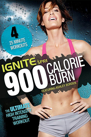 IGNITE by SPRI 900 Calorie Burn  2014