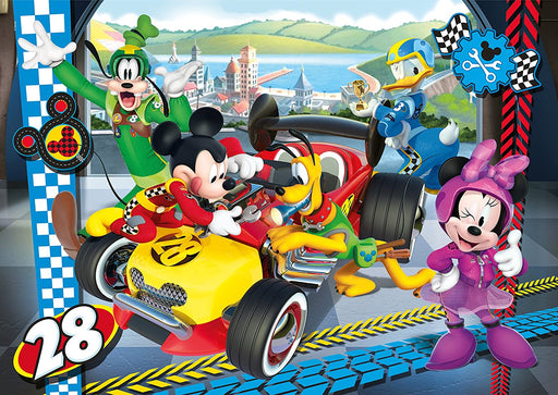 Clementoni - Mickey and The Roadster Racers