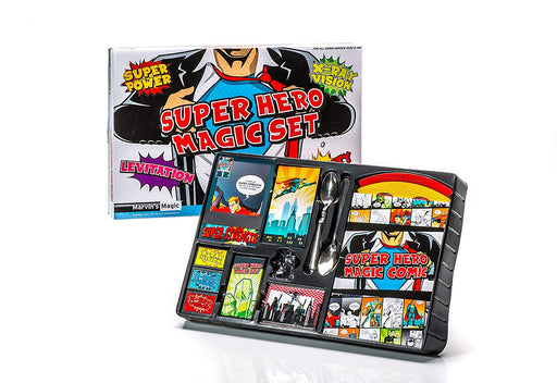 Super Hero Magic Set