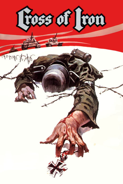 Cross of Iron 1977