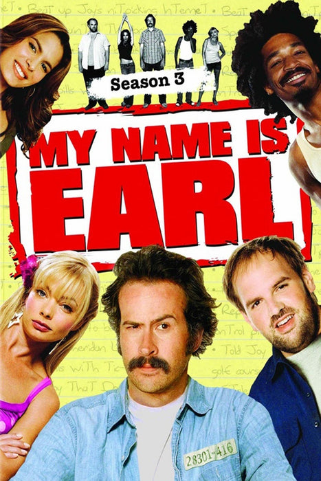 My Name is Earl Season 3 2007