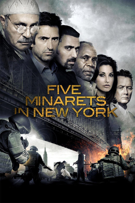 Five Minarets in New York 2010