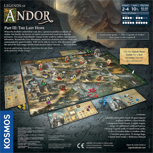 Legends Of Andor - Last Hope