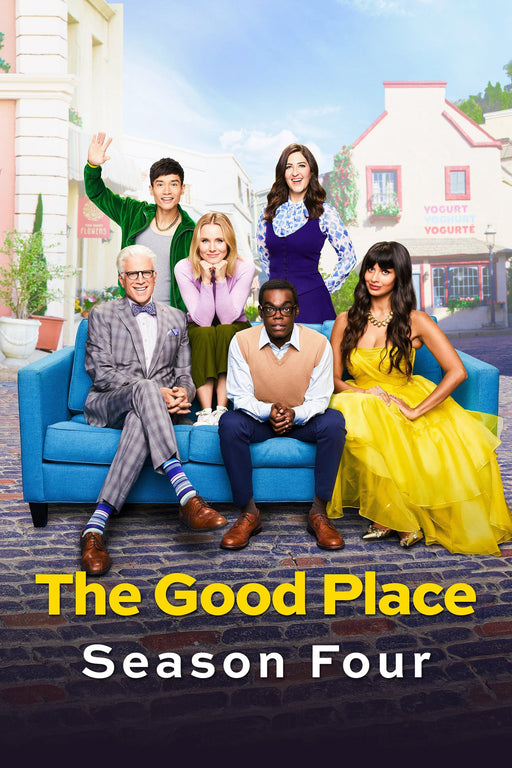 The Good Place Season 4 2019