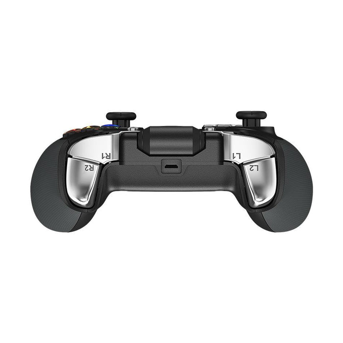 GameSir    - G4S Bluetooth Rechargeable Wireless Gaming Controller with Turbo Vibration Fuction for Android / Tablet / TV Box / Windows and PS3 - Black