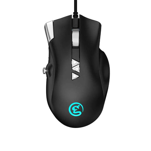 GameSir    - GM200 Wired E-Sport Gaming Mouse with 6 Buttons and 1 Joystick for Windows PC